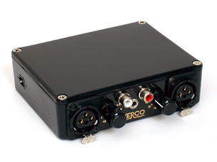 Photo of MP-2 preamp from above